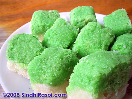 Naariayl Mithai for Independence day
