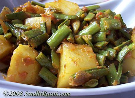 Guaar patata