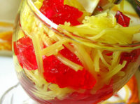 Falooda icecream