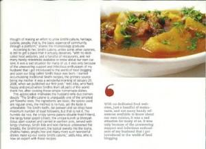 Times OF India Magazine Sindhu