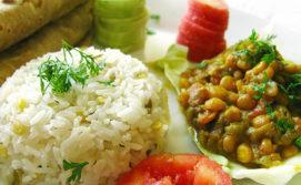 Smooth gourd and lentil, toori recipe
