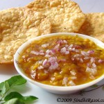 Dal Pakwan, the most famous Sindhi BReakfast