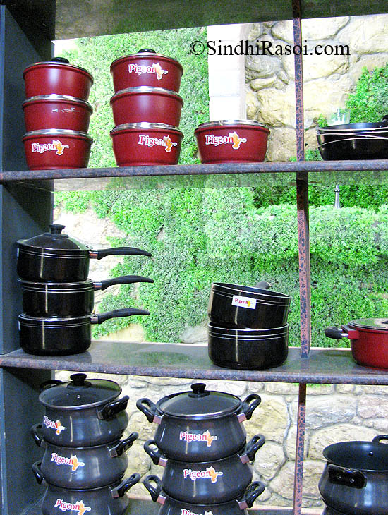 Cookware at masterchef India