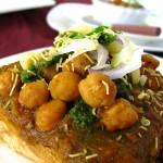 Chickpea garbanzobean curry