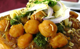 Chickpea garbanzobean curry