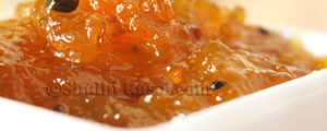 spicy mango jam