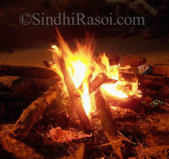 lohri, festival of bonfire