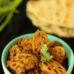 drumstick flower curry