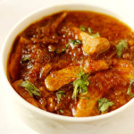 khumbi mushroom curry